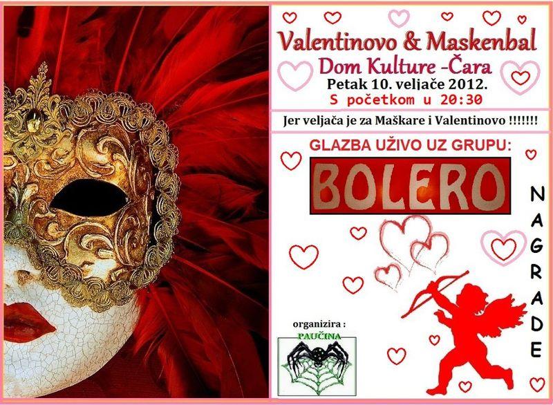 Valentinovo-&-Maskenbal